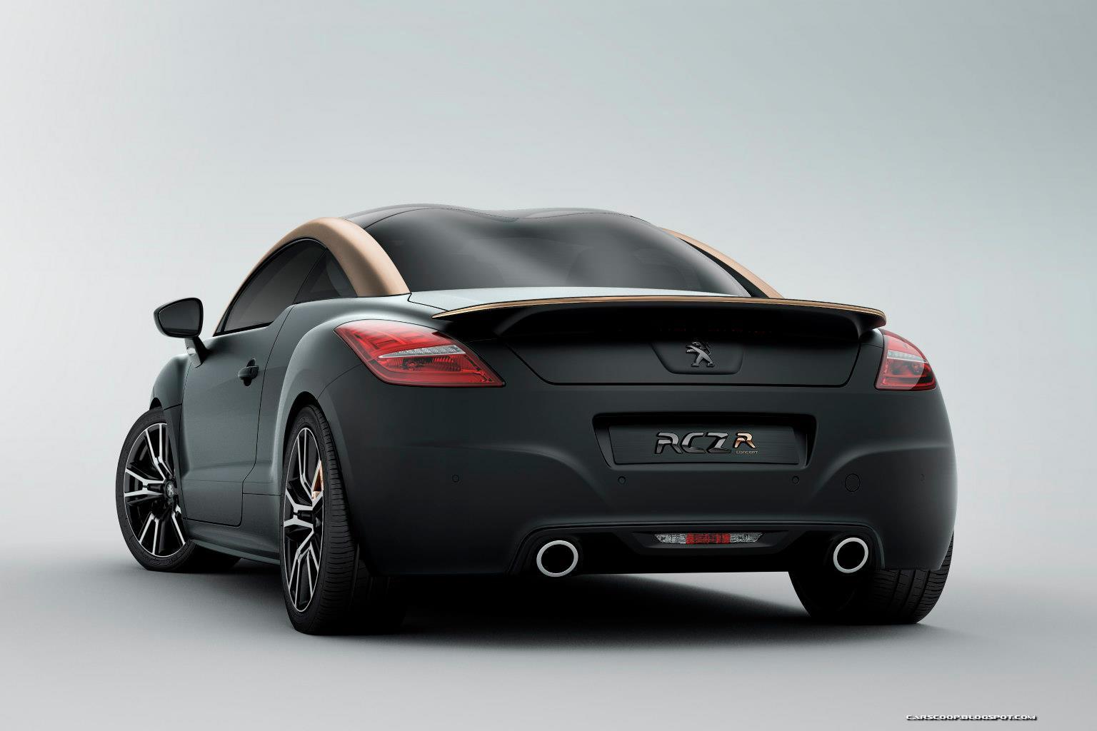 2013 Peugeot Unveils Rcz Autooonline Magazine